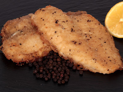 DUSTED YELLOWFIN SOLE - LEMON AND PEPPER