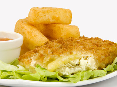 HADDOCK TOPPER CHEESE
