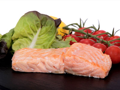 PLAIN SALMON FILLET